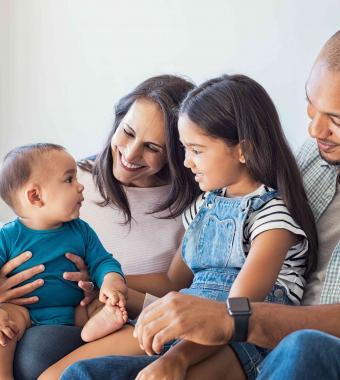 Camille et les familles wallonnes